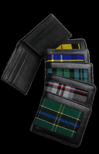 Tartan Wallet