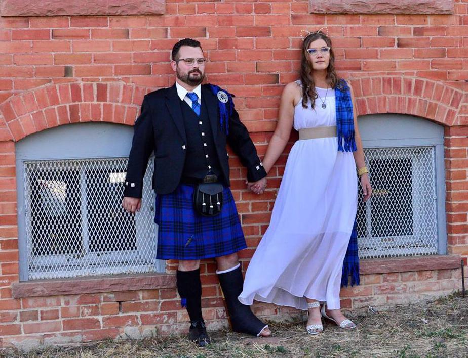 wedding kilt rental