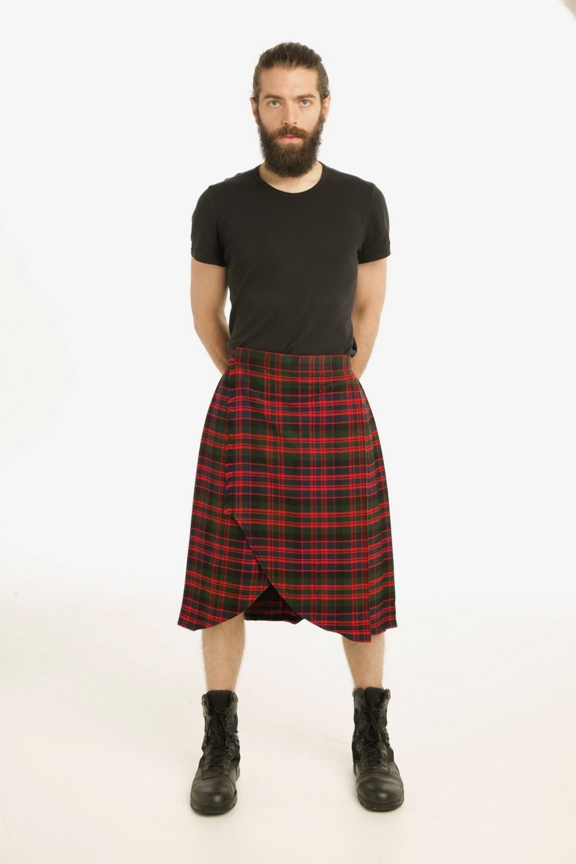 Tartan Kilt For Stylish Men