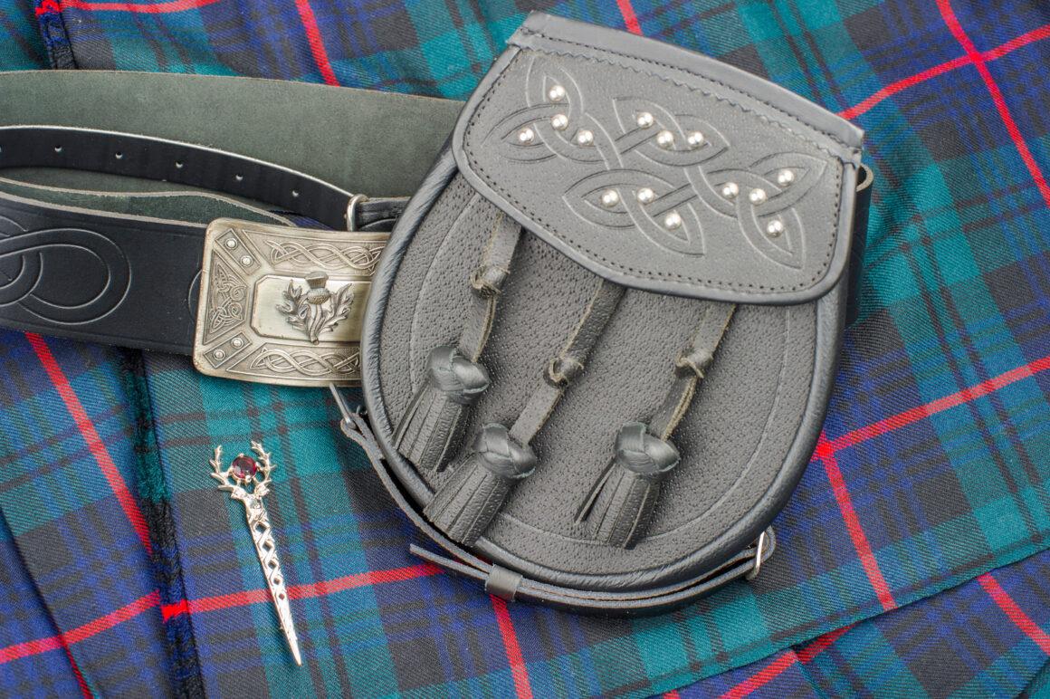 scottish kilt accessories