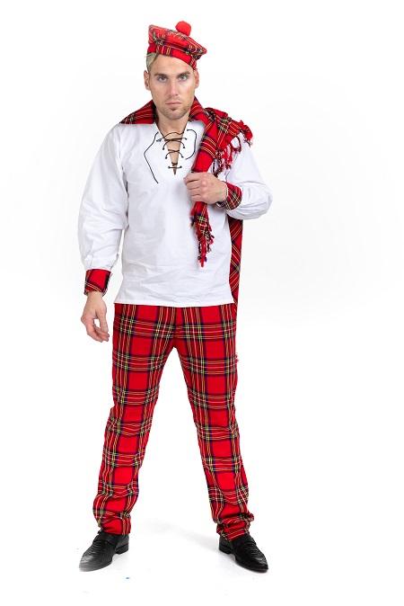 Royal Stewart Tartan Trouser