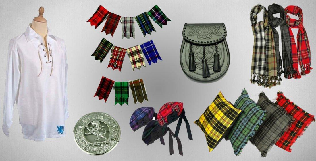 kilt accessories